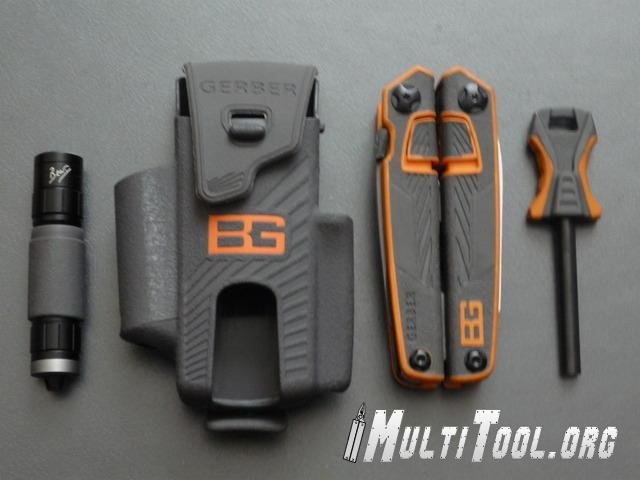 Bear Grylls Survival Tool Pack